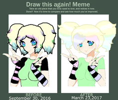 Draw this again Meme! by MintyMagic74