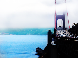 Golden Gate Bridge by MlOlivia