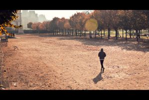 Daily Life - 45 Jogger by bLuesounet