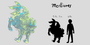 CH: Pet Design - Merlliones by Neririn
