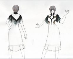Yorda dress concept by Amoali