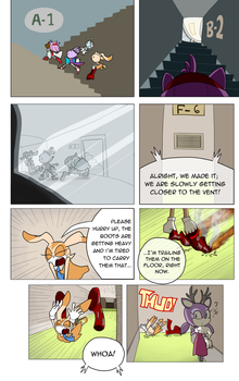 Sonic Heroes 2 - Rose - page 17 by Missplayer30