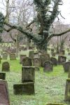 Jewish Cemetery Stock 48 by Malleni-Stock