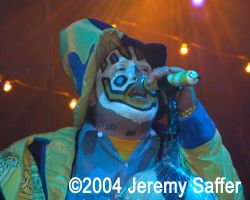 Insane Clown Posse - Violent J by JeremySaffer