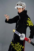 Trafalgar Law Scan by akatsuki06fr