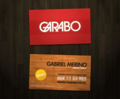 garabo Business Cards by GabO-GarabO
