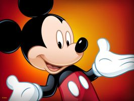 Mickey_Mouse_002 by Andreyl1013