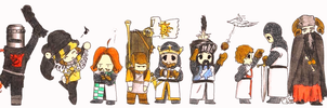 MONTY PYTHON and da HOLY GRAIL by Flying-Circus
