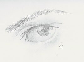 The Almighty Eye by Kegrat