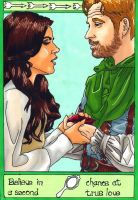 Believe: OutlawQueen by perfect-fairytale
