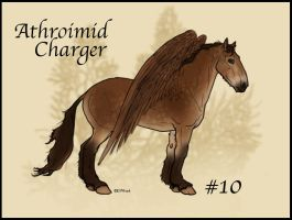 Athroimid Charger Import #10 by ESWard