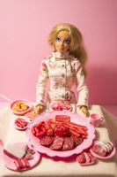 pink meat meal-Meat feast by rm6y7m6
