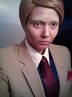 Hannibal Lecter Cosplay (Nbc) by Manic-Michi