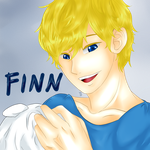 Finn the Human by marve999