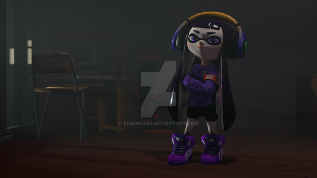 Inkling Clara by Xenon2462