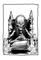 THE CRYPT KEEPER by mister-bones