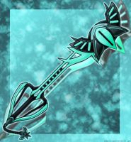 Keyblade: Falcon Flight by PhoenixTrooper