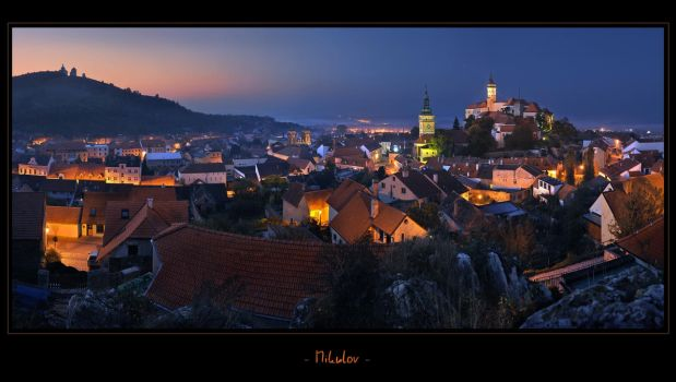 - Mikulov - by UNexperienced