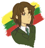 APH - Mr. Lithuania by TeamRocket