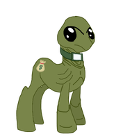 Slitheen Pony by Puddle-jumper3
