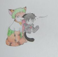 ZoLu Kitty pic for SillySil by Lusikka