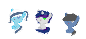 Foal Adoptables AGAIN :OPEN: by Shimmering-Adopts