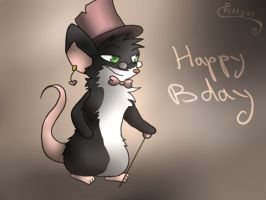 happy bday sir awesomehobo by perry99
