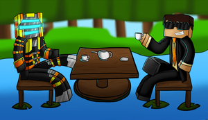 Bodil40 and GhostGaming by J-S-Graphics