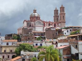 Parroquia Sta Prisca Taxco Gro by MexEmperorRamsesII
