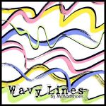Wavy Lines 2 by mcbadshoes