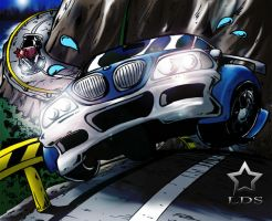 Escape from Cross by Fenril-Huayra