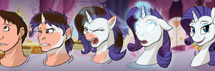 Rarity Face TF/TG by tf-sential