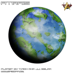 Ataris - Planet (STOCK) by Joran-Belar