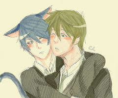 MakoHaru feels by helplessdancer