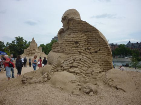 Sandsation III by C-and-N-stock