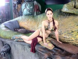 Princess Leia Shoot Preview by megturney