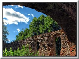 Ruins of very old church... by Yancis