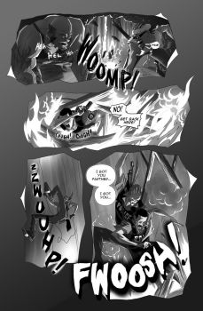 The Soul Issue 3 Preview Page 3 by WinstonWilliams