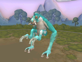 Spore Creation: Moussab-front by Existent-effigy