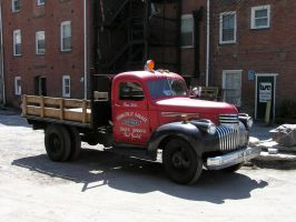 1941 Chevrolet Truck by TheMightyQuinn
