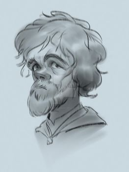 Tyrion by MarkPanchamArt