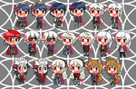 Fire Emblem WOFF Chibi style Sticker Samples by animefan0456
