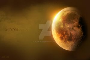 MOON rgazad by alfajr