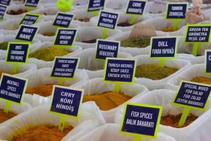 Different spices by ManaGesi
