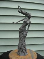 Dryad WIP 2 by Blairsculpture