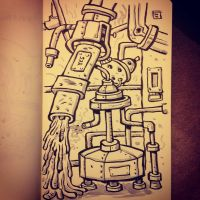 The Ultra Pipe Contraption by thegreck