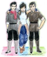 Lok :3 by thehugsmonster