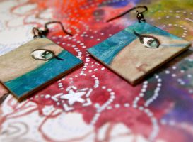 Week 1: Another pair of eyes by lica-june20