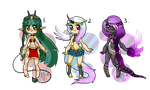 Minidopts 6 set price (OPEN) 1 left by FancySmancy-adopts
