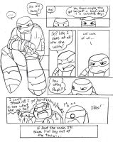 tmnt valentine special pg3 by WolffangComics